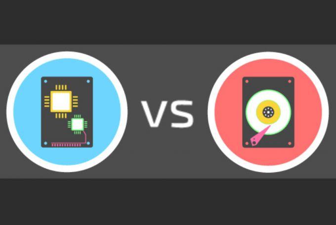 Что лучше: SSD или HDD?