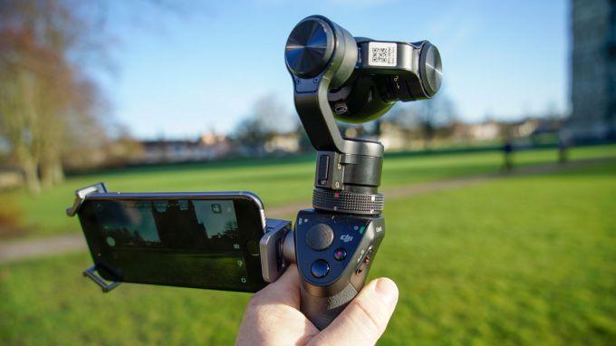 Простой стабилизатор для камеры