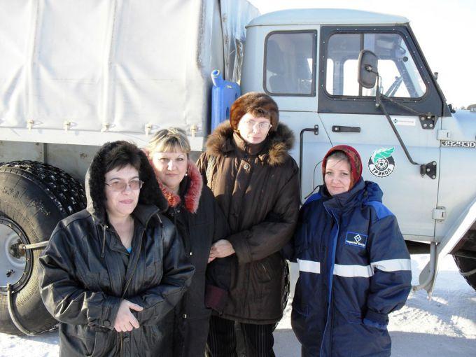 работа север для девушек