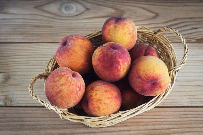 Как закрыть персики с косточкой на зиму