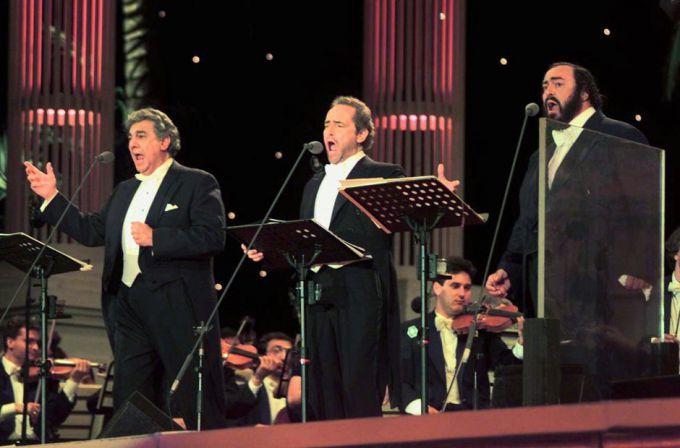 Самые известные оперные певцы мира