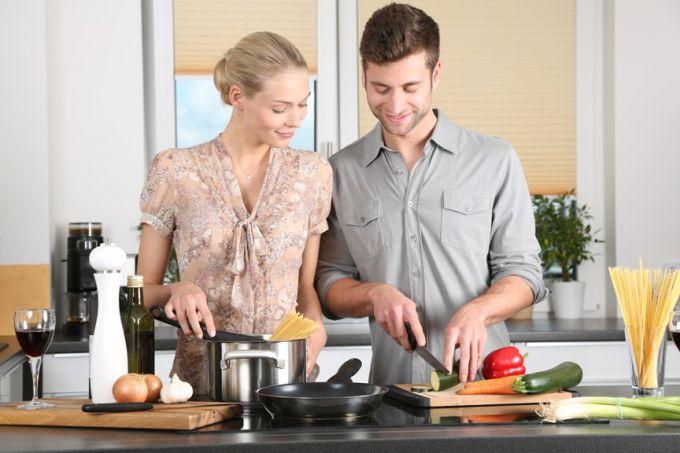 Как жена должна встречать мужа с работы