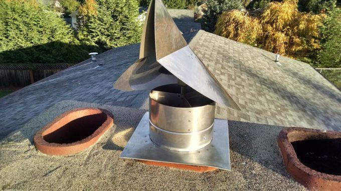 Дефлектор для вентиляции: виды, принцип работы