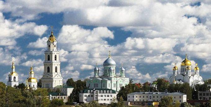 Серафимо-Дивеевский монастырь: фото и описание