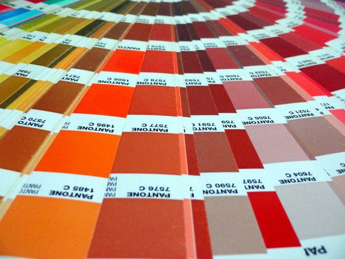 Что такое пантон-цвета и зачем их придумали?