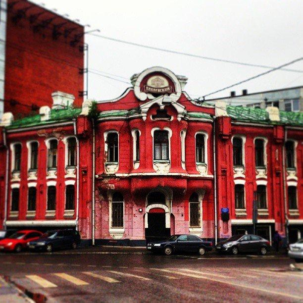 Кондитерская фабрика Бабаевых