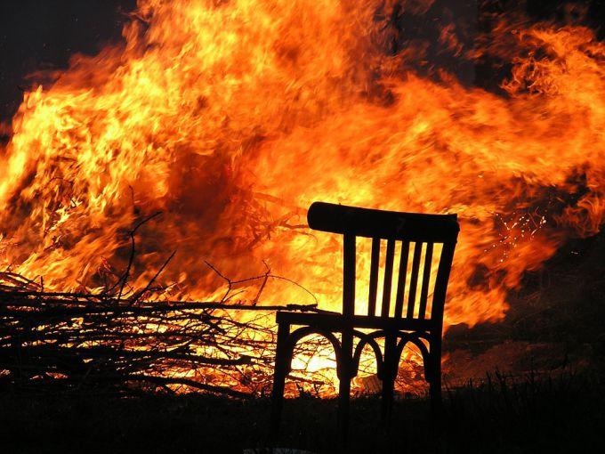 Определение пожара: виды