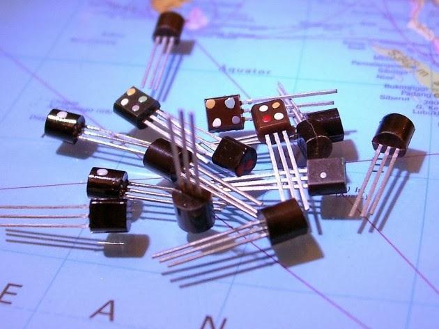 Примеры полупроводников, типы, свойства