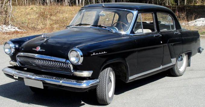 Все модели ГАЗ: характеристики и фото