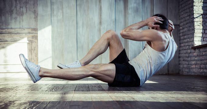 Чем полезен фитнес для мужчин
