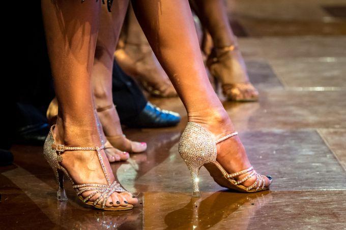 Как выбрать обувь для латиноамериканских танцев