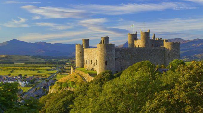 Страна Уэльс: часть Великобритании