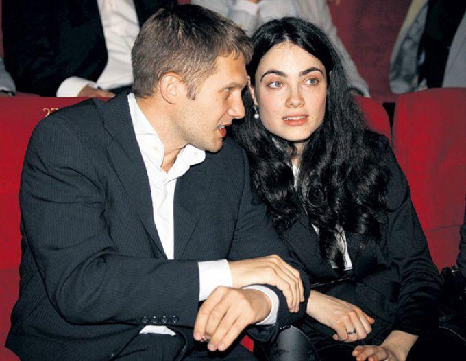 Жена Бориса Корчевникова: фото