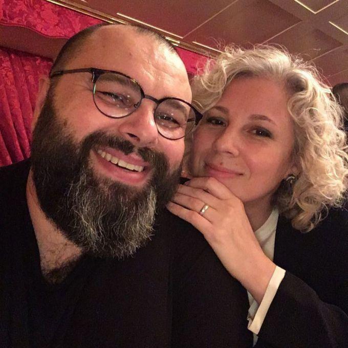 Жена Фадеева Максима: фото