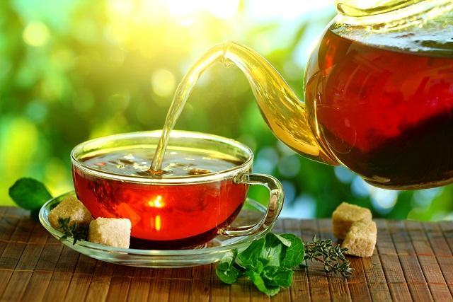 Как сделать вкусный чай своими руками