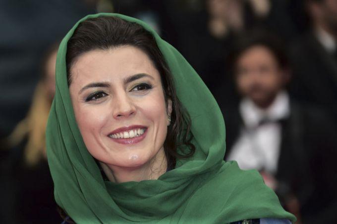 Иранская продолжательница творческой династии во всей красе