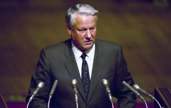 Как Ельцин был избран первым президентом