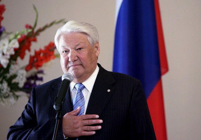 Как Ельцин ушел с поста президента