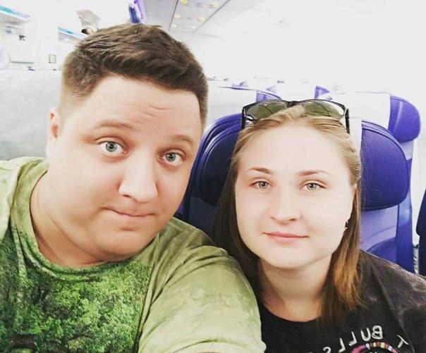 Жена Романа Попова: фото