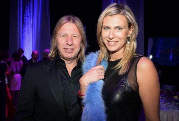 Жена Виктора Дробыша: фото