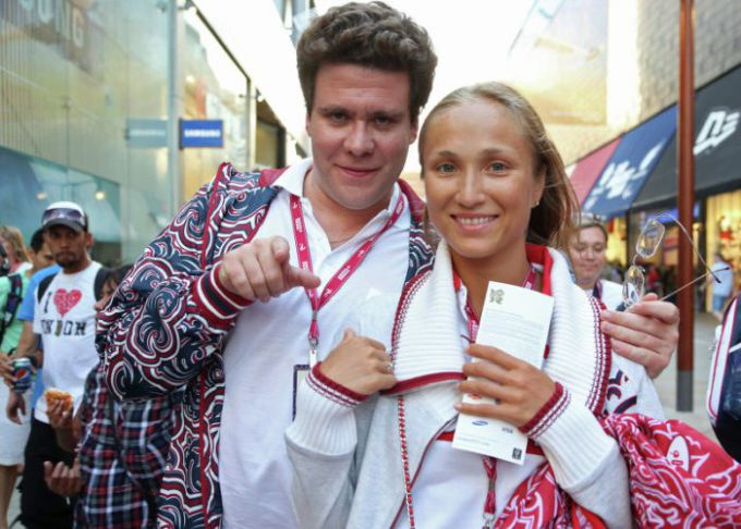 Жена Дениса Мацуева: фото
