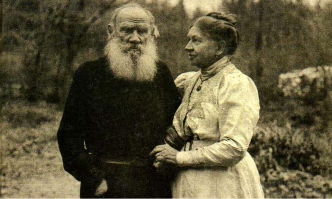 Жена Льва Толстого: фото