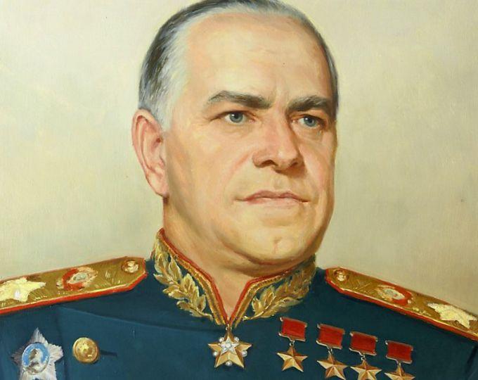 Жена Георгия Жукова: фото