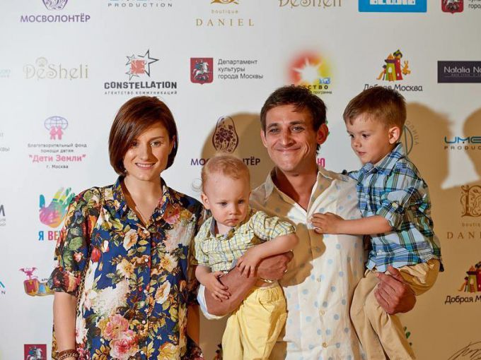 Жена Михаила Башкатова: фото