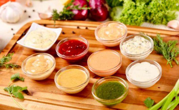 Соусы, приготовленные из остатков продуктов в холодильнике