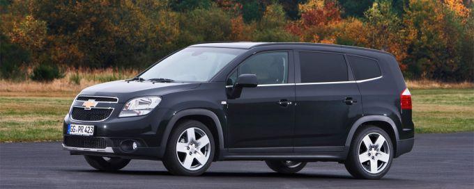 Chevrolet Orlando: технические характеристика, отзывы