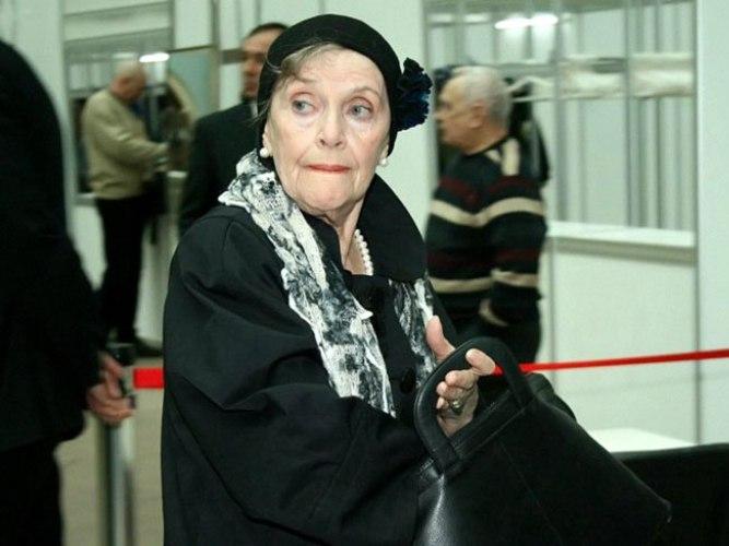Нина Федоровна Агапова