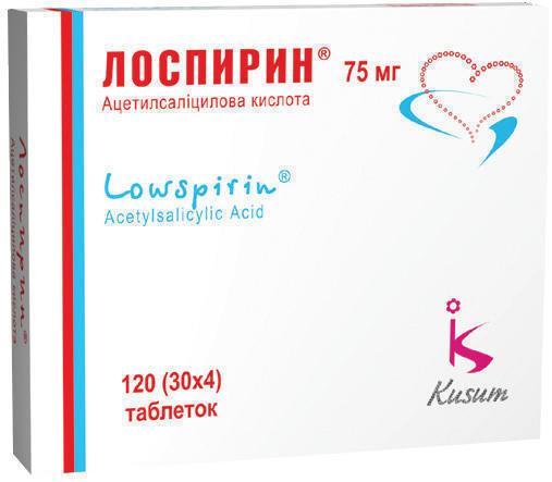 «Лоспирин»: инструкция по применению, отзывы, аналоги