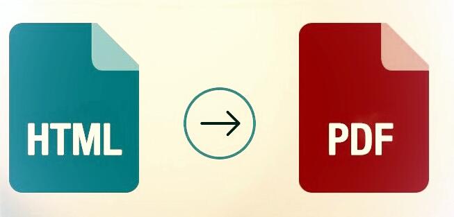 Как html перевести в pdf