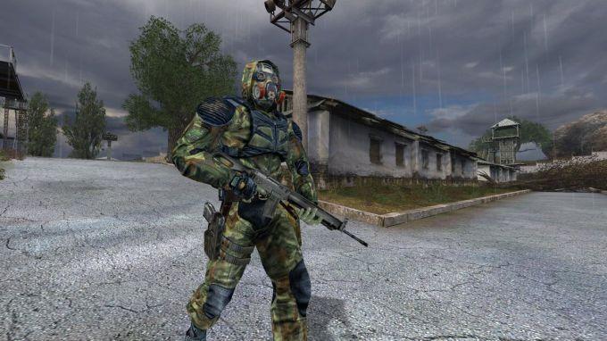 Как в разных играх S.T.A.L.K.E.R. вступить в клан «Свобода»