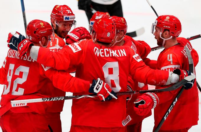 ЧМ-2019 по хоккею: обзор матча Россия - Италия