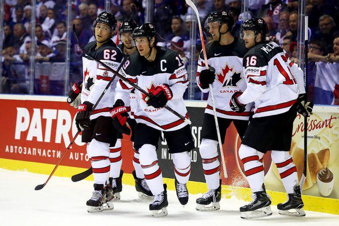ЧМ-2019 по хоккею: обзор матча Канада - Франция