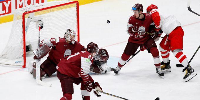 ЧМ-2019 по хоккею: обзор матча Латвия - Россия