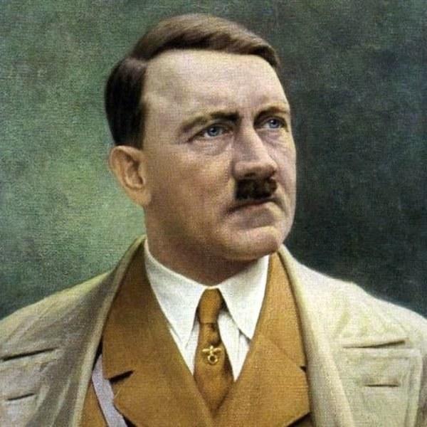 Как умер Адольф Гитлер