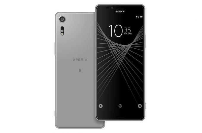 Sony Xperia X Ultra с 6,45-дюймовым дисплеем