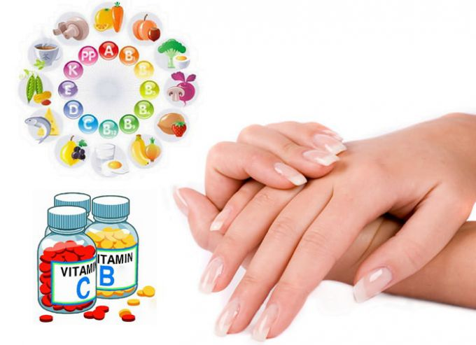 Какая диета укрепляет ногти