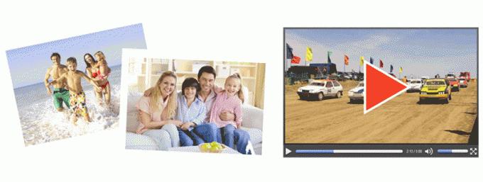 Резервное копирование фото, видео, рабочих файлов