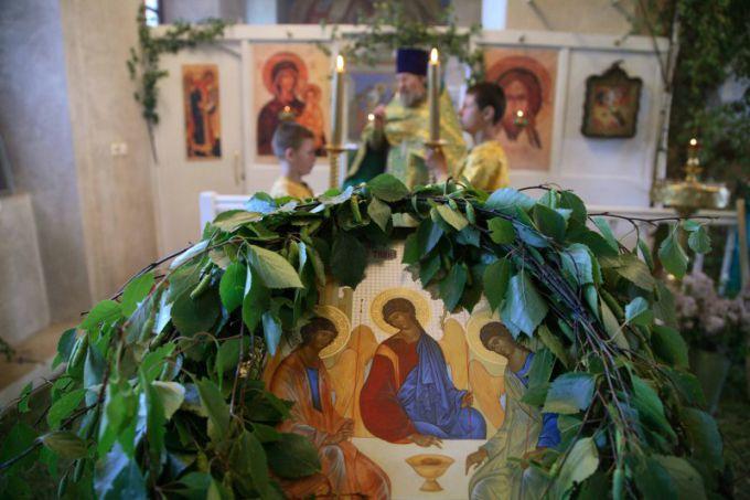 Когда  День Святой Троицы (Пятидесятница) в 2019 году