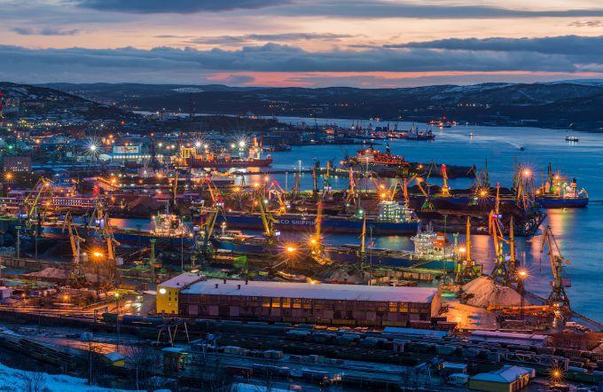 Незамерзающие порты России обеспечивают бесперебойные и динамичные торгово-экономические связи страны со всем миром