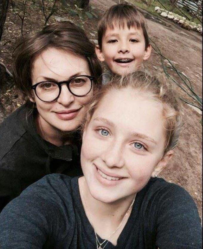 Семья Сергея Бодрова: жена и дети