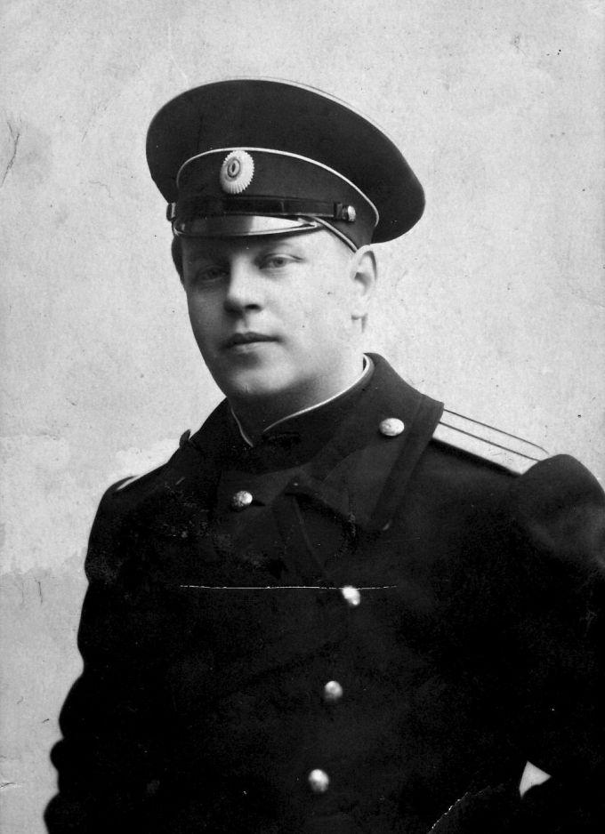 Николай Николаевич Рождественский