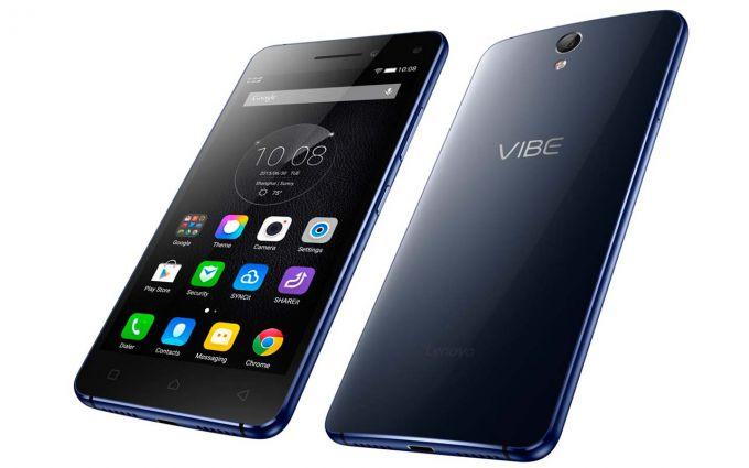 Смартфоны Lenovo Vibe P1M и Vibe S1