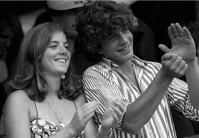 Дети Жаклин Кеннеди: фото