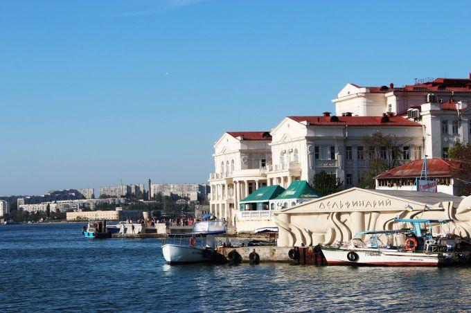 Едем в отпуск в Севастополь