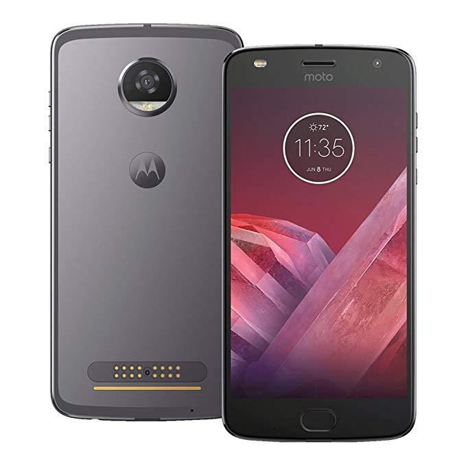 Смартфоны Motorola Moto Z2 Play и Z2 Force - такие разные и такие знакомые!