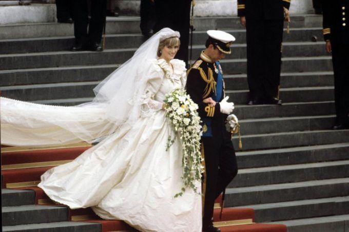Свадьба принца Чарльза: фото